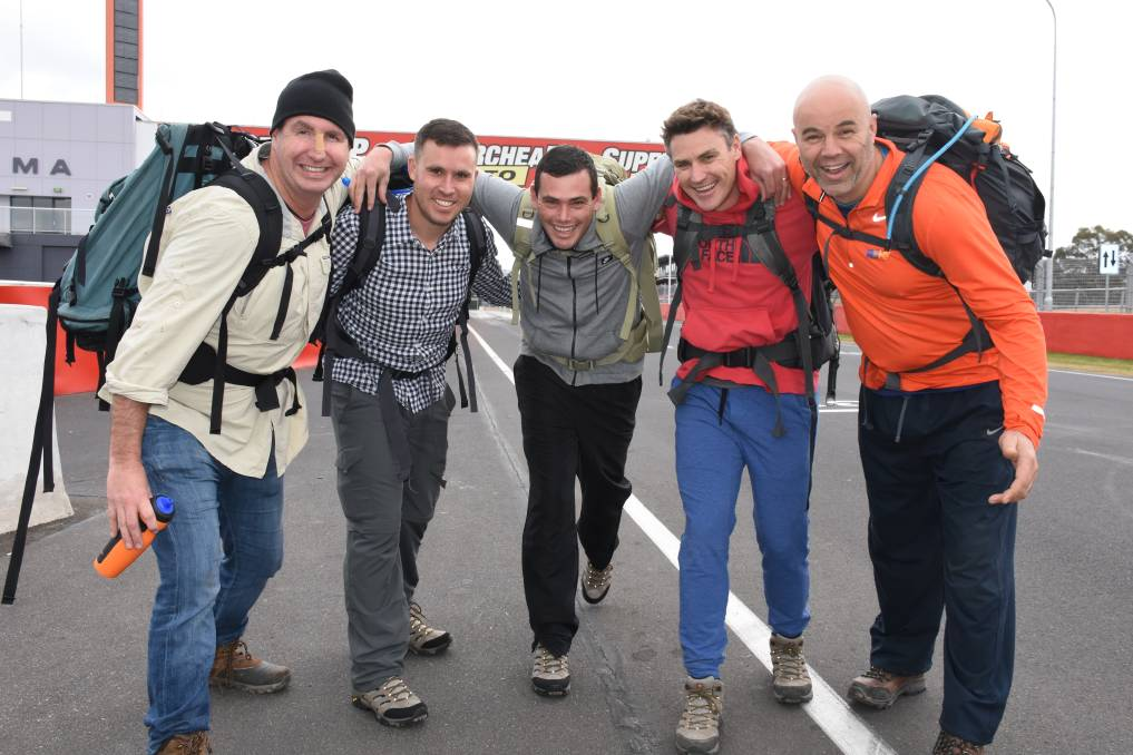 Image credit: Western Advocate - http://www.westernadvocate.com.au/story/4739328/kokoda-track-challenge-for-mates-video-map/?cs=115